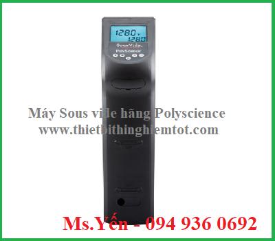 Máy Sous Vide LXC hãng Polyscience