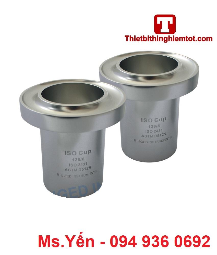 Cốc đo độ nhớt ISO Cup BGD128 hãng Biuged
