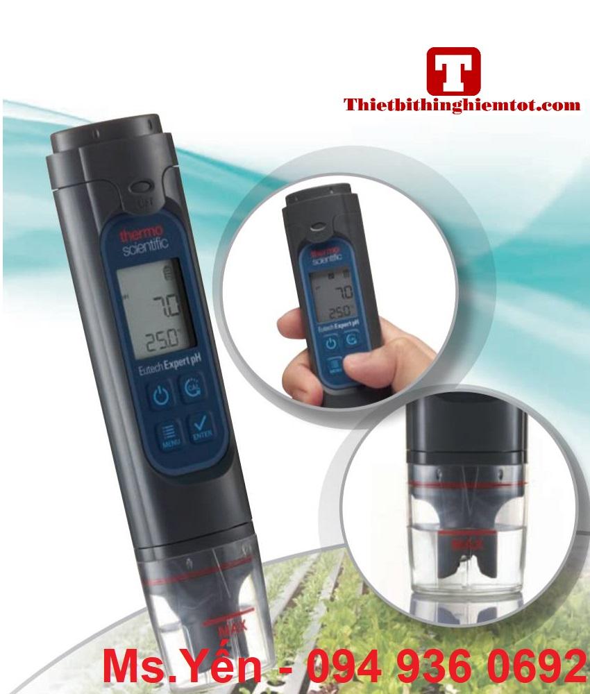 Máy đo pH chất lỏng pH Expert hãng Eutech