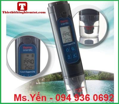 Máy đo pH Expert hãng Eutech