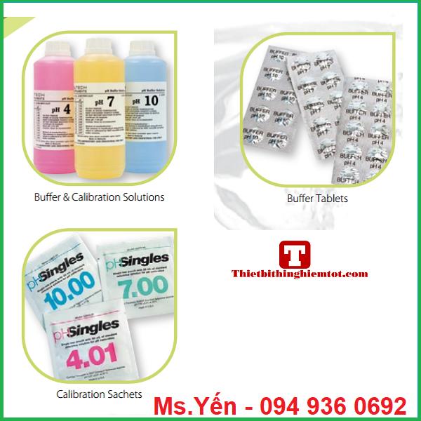 Bút đo độ mặn SaltTestr11 hãng Eutech Singapore - Phụ kiện chọn thêm hãng Eutech