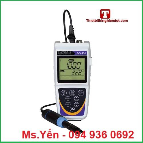 Máy đo oxi hòa tan DO450 hãng Eutech