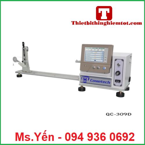 Máy đo vòng xoắn sợi QC-309D hãng Cometech