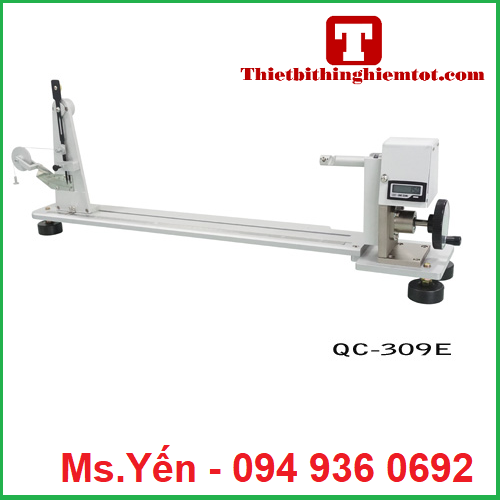 Máy đo vòng xoắn sợi QC-309E hãng Cometech