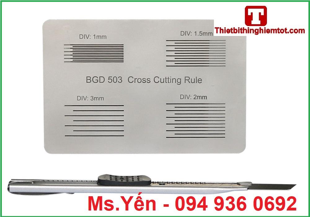 Thước đo độ bám dính BGD503 hãng Biuged