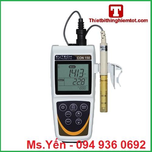Máy đo độ dẫn CON150 hãng Eutech