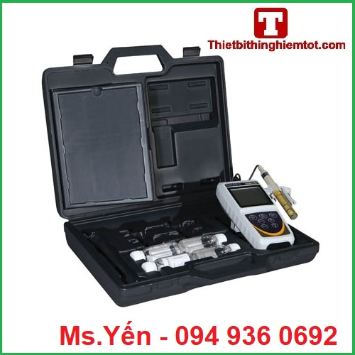 Vali đựng máy đo độ dẫn CON150 Eutech