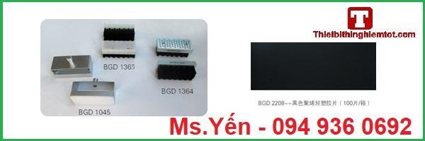 Bàn chải máy đo độ bền chà rửa BGD526 hãng Biuged