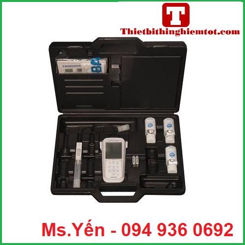 Máy đo pH cầm tay hãng Horiba pH110