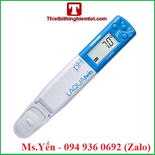 Bút đo pH nước pH11 hãng Horiba