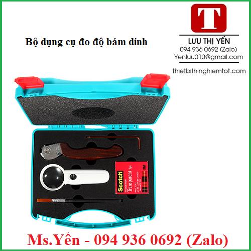 Bộ dụng cụ đo độ bám dính