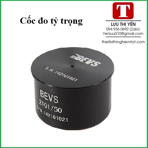 Cốc đo tỷ trọng BEVS2101 hãng BEVS