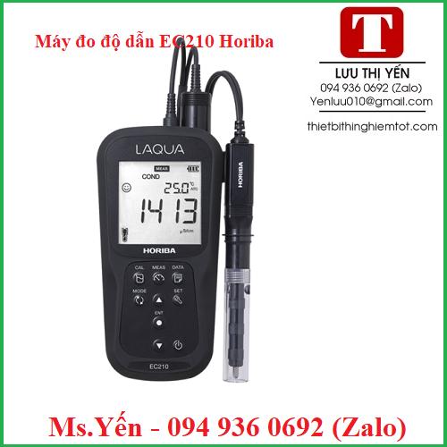 Máy đo độ dẫn EC210 Hãng Horiba
