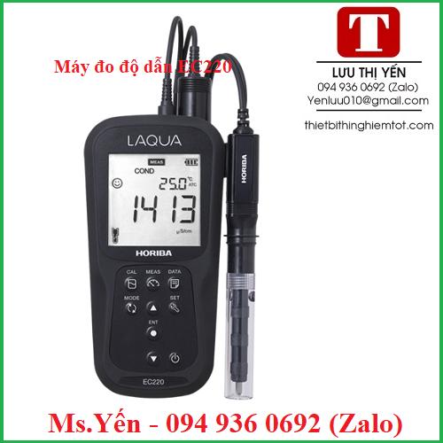 Máy đo độ dẫn EC220 Horiba