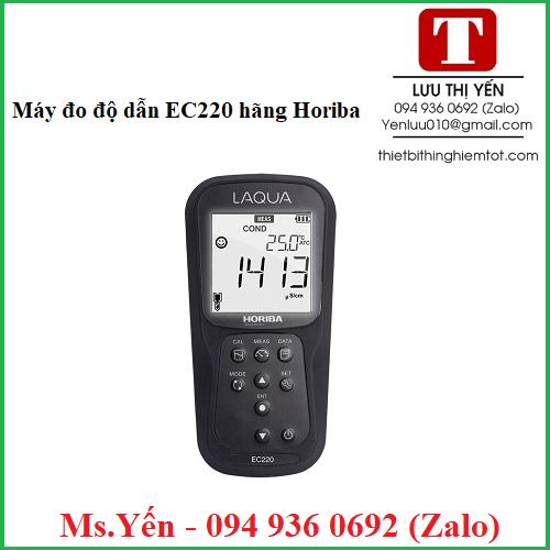 Máy đo độ dẫn EC220 hãng Horiba