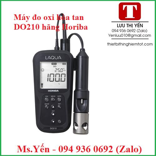 Máy đo oxi hòa tan DO210 hãng Horiba