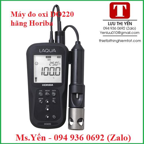 Máy đo oxi hòa tan DO220 hãng Horiba