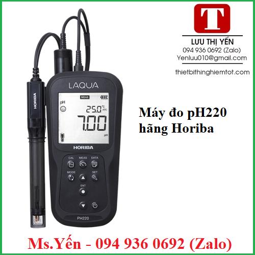 Máy đo pH220 hãng Horiba