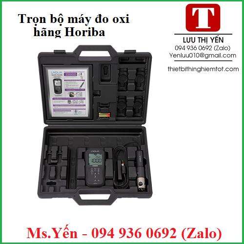 Trọn bộ máy đo oxi hãng Horiba