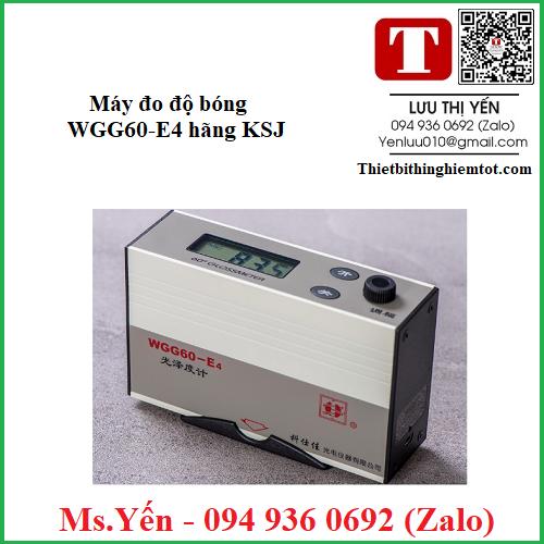 Máy đo độ bóng WGG60-E4 hãng KSJ