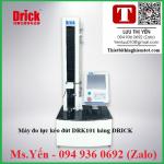 Máy đo lực kéo đứt DRK101 hãng DRICK