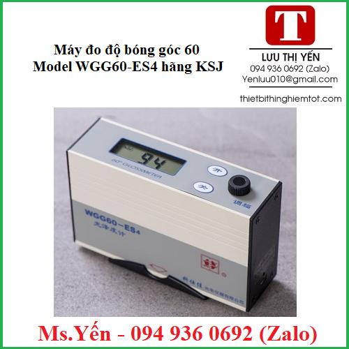 Máy đo độ bóng góc 60 WGG60-ES4 hãng KSJ