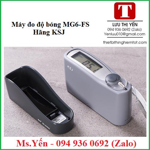 Máy đo độ bóng MG6-FS hãng KSJ
