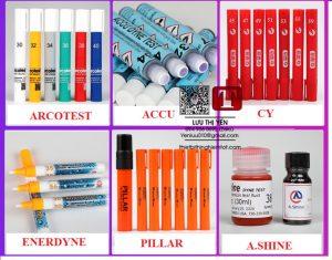 Các hãng bút Dyne Test Pen