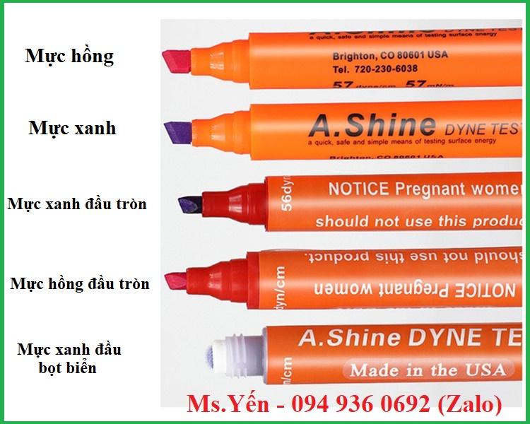 Các loại bút thử Dyne hãng A Shine