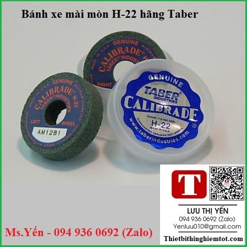 Đá thử mài mòn H-22 hãng Taber