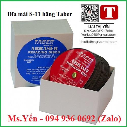 Đĩa mài S-11 hãng Taber