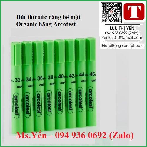 Bút thử sức căng bề mặt Organic hãng Arcotest