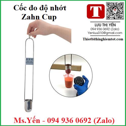 Cốc kiểm tra độ nhớt Zahn Cup