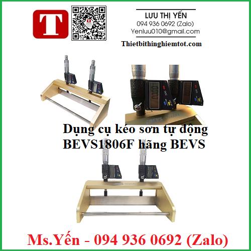 Dụng cụ kéo sơn tự động BEVS1806F hãng BEVS