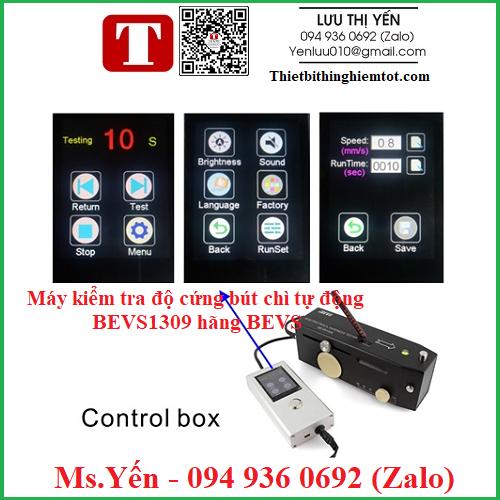 Máy kiểm tra độ cứng bút chì điện BEVS1309